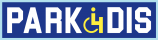 Logo Park4Dis rectangulat grande